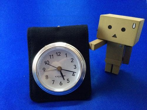 ダンボーと時計